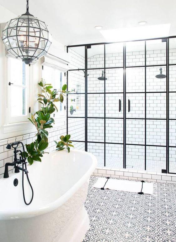 Phòng tắm kính cường lực đẹp chất lượng 2018